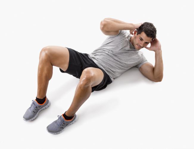 勃起に効果的な腹筋の鍛え方