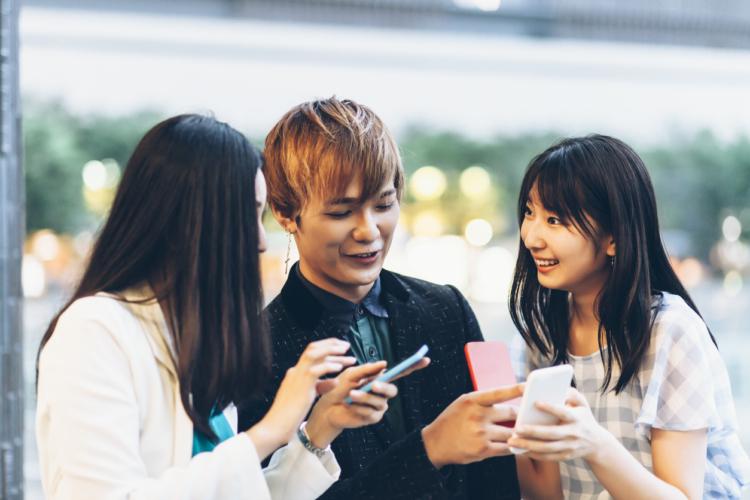 iPhoneが主流なのは日本だけ