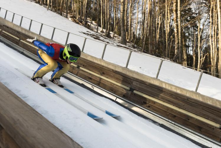スキージャンプの得点の決め方