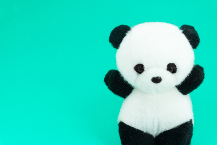 パンダだってもっと値段は高いのに