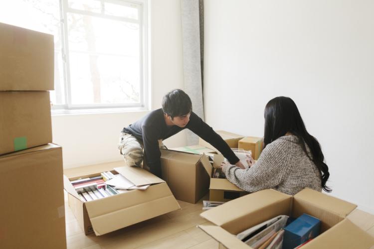 引っ越し作業が驚くほど捗る6つのコツ