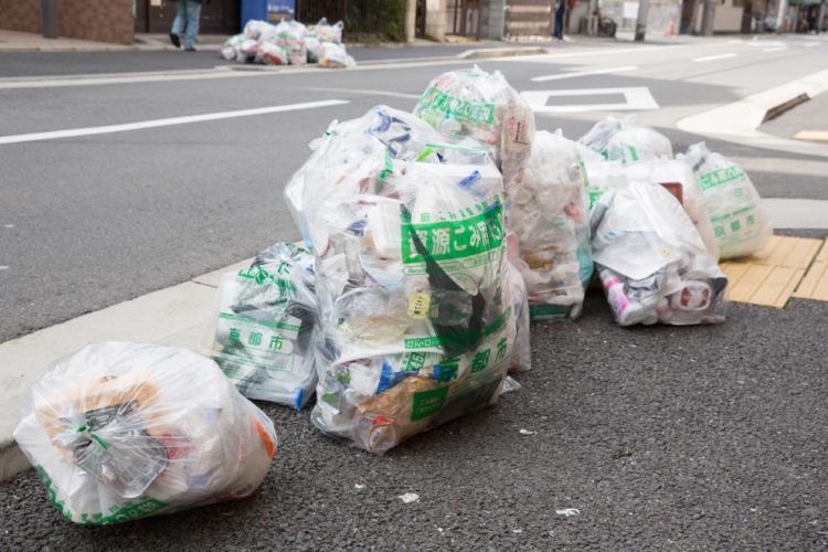 ゴミの分別のややこしさを知る