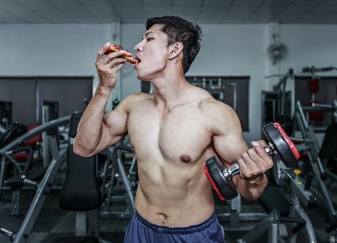 タンパク質!一日のどのくらい摂ってる?