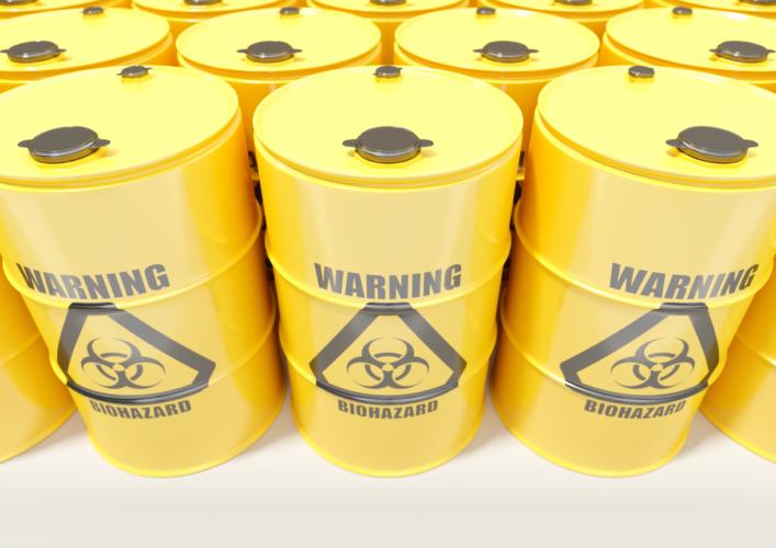 シリア内戦で化学兵器使用か?
