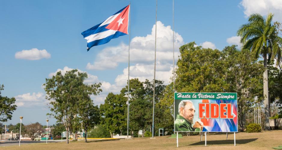 カストロ兄弟とキューバ危機