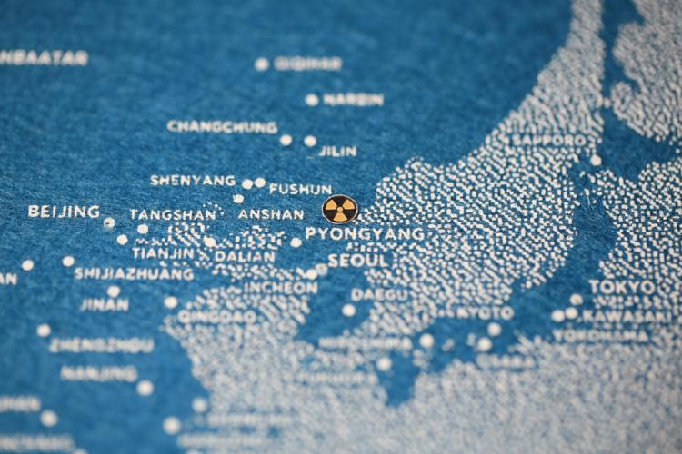 核実験中止を喜べないとする見方が主流