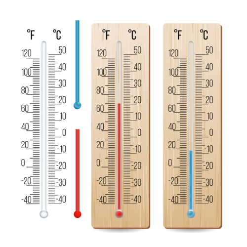 急な温度変化に身体はついていけない