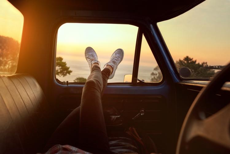 車中泊で気軽に旅行を!