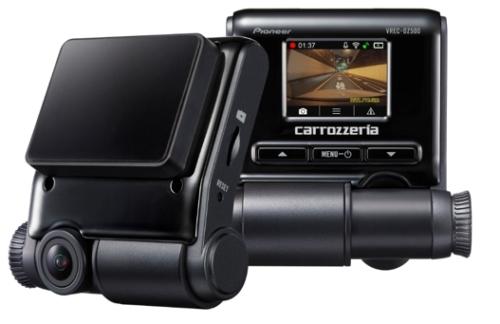 パイオニアの新商品ドライブレコーダー