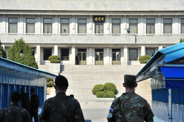 米韓合同軍事演習が行われることは初めからわかっていたこと