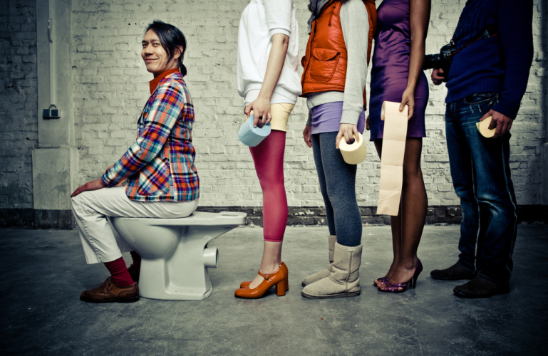 女性はトイレの話をしたがらない