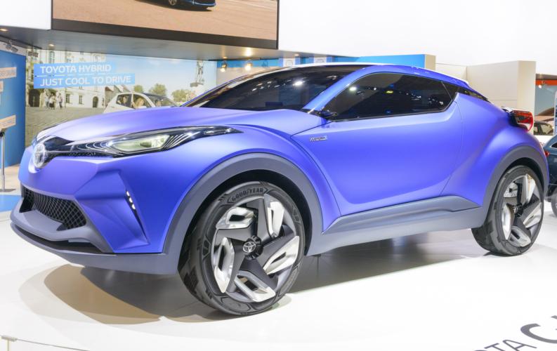 トヨタC-HRの新モデルとは?