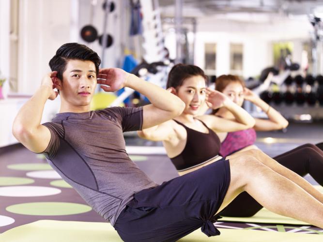 筋肉の発達に必要なのは「知識」です
