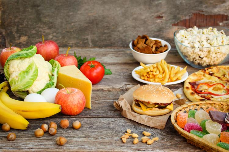 食生活全般の再確認