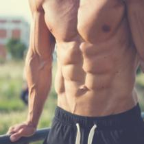 40代オヤジが腹筋を割る方法!解説します!
