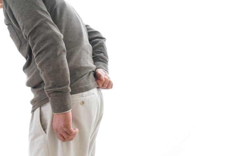 絶対防ぎたい腰の怪我