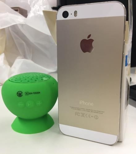Bluetooth Speaker size