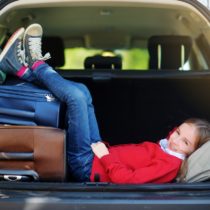 軽自動車でも宿泊はできる
