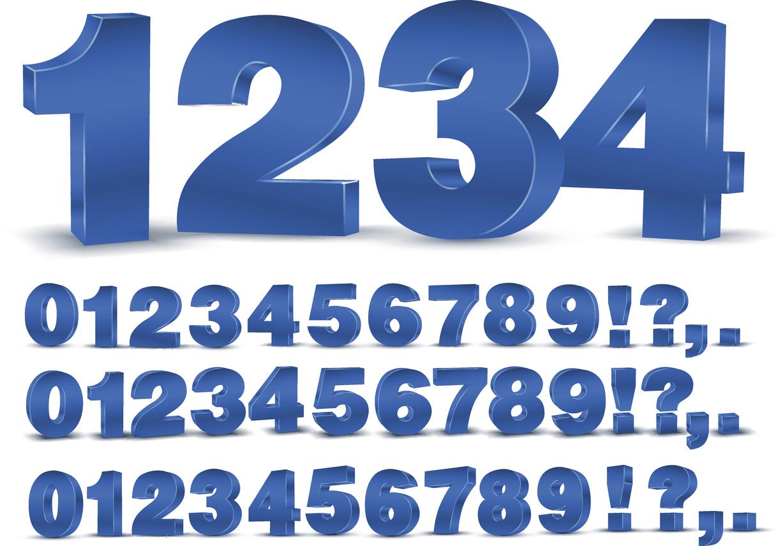 数字が集まること自体がレアケースだとしたら