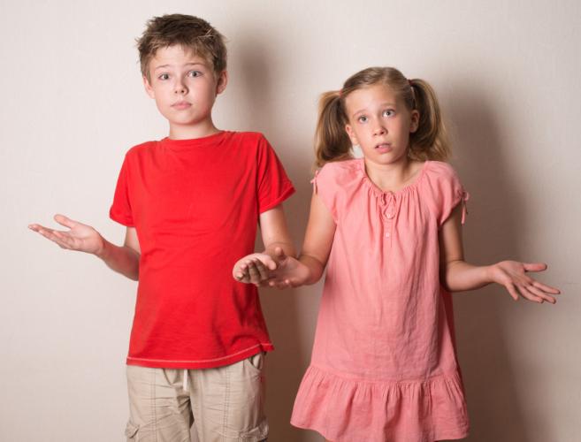 子供時代はもともと思考回路が短い