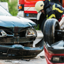 高速道路で事故を起こす確立はごくわずか