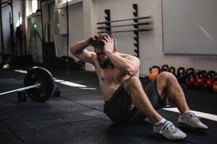腹筋トレーニングプログラム具体例!