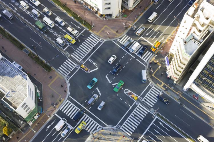 日本の街に合ったコンパクトサイズ