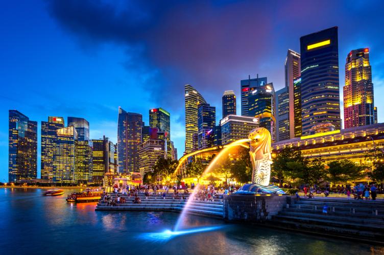 シンガポールのカジノに注目