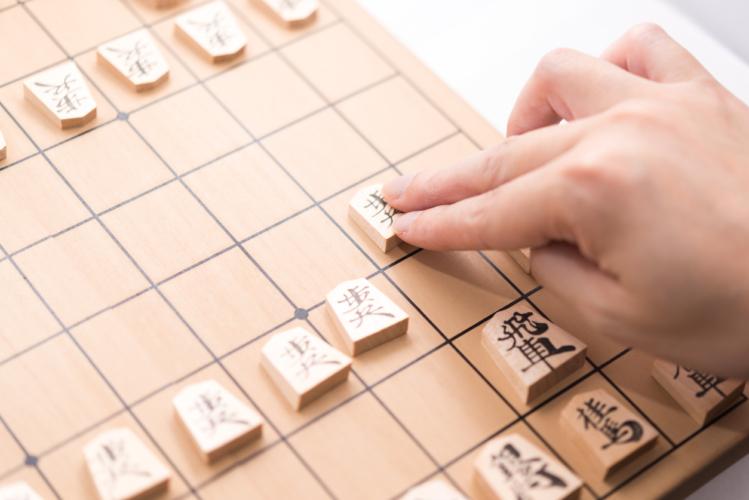 将棋の駒の文字を気にしてみる