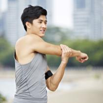 ストレッチで疲労を抜きつつ姿勢改善
