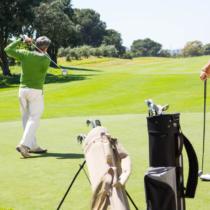 ゴルフにはマナーが…