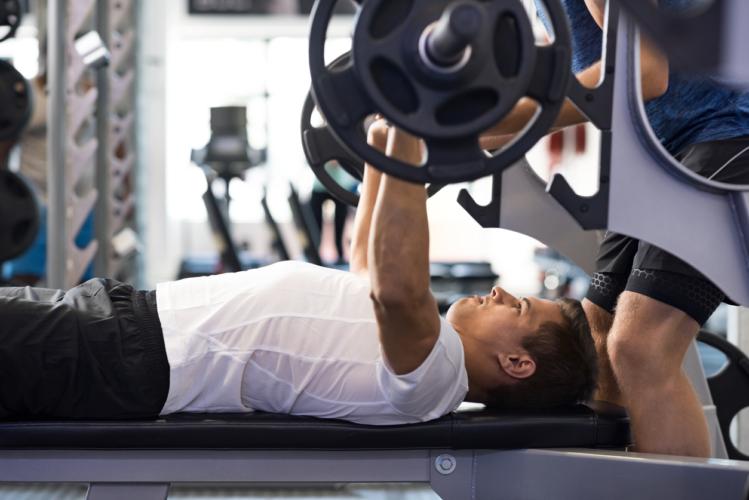 大胸筋発達のための補助種目