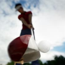 ゴルフと言えばドライバー