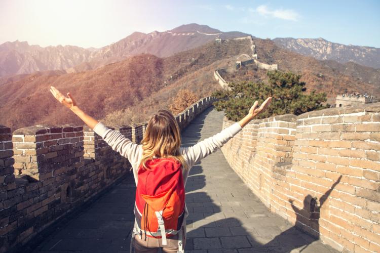 中国の豊富な観光資源