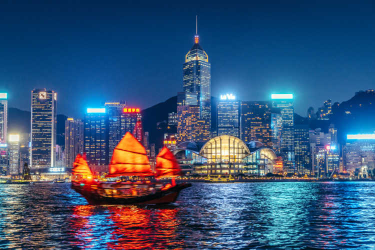 観光産業は中国に向いている