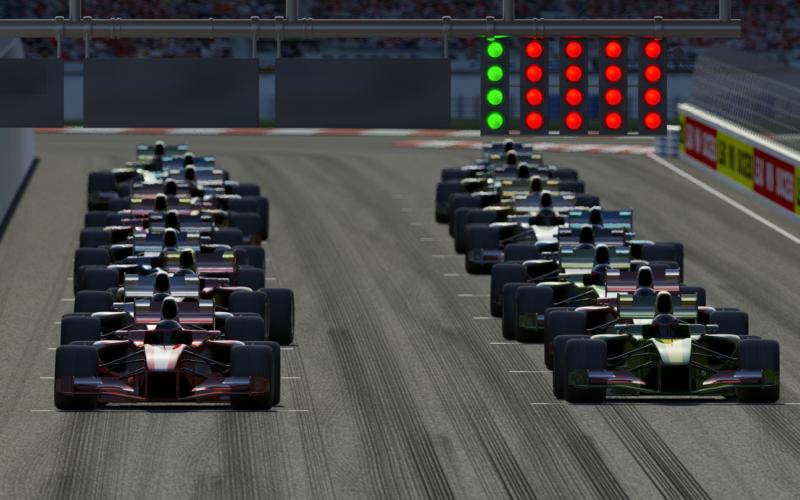 モータースポーツは生観戦がおすすめ