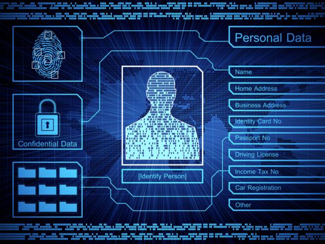 個人情報のデータ化に対する信頼
