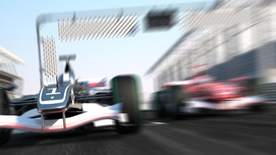 自動車レースならF1レース