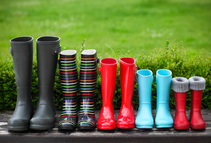 冬場に最適なブーツを発見、早速購入したところ