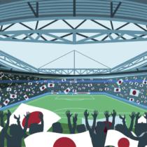 サッカーワールドカップは世界一のスポーツ祭典