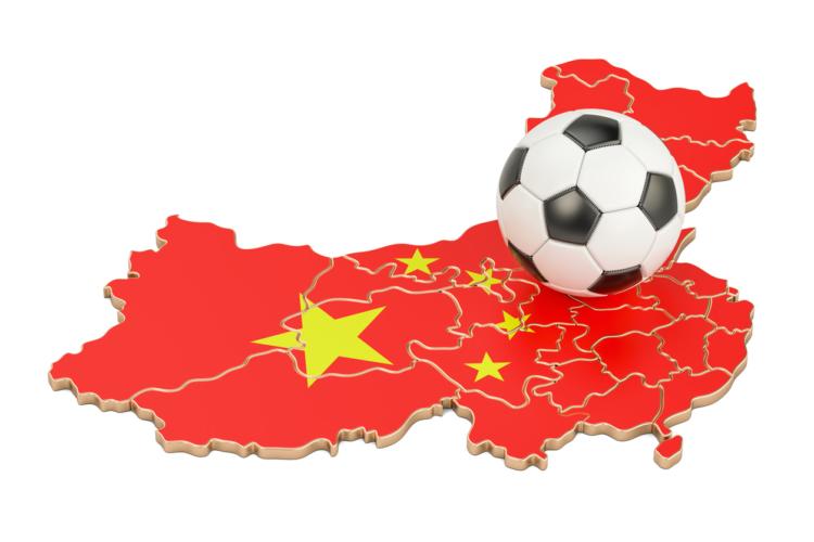 中国はサッカーW杯でも経済力を発揮している