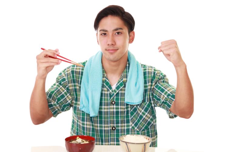 理想のボディメイク用食事スケジュールを公開!