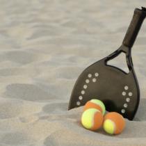 ビーチテニスのゲーム内容