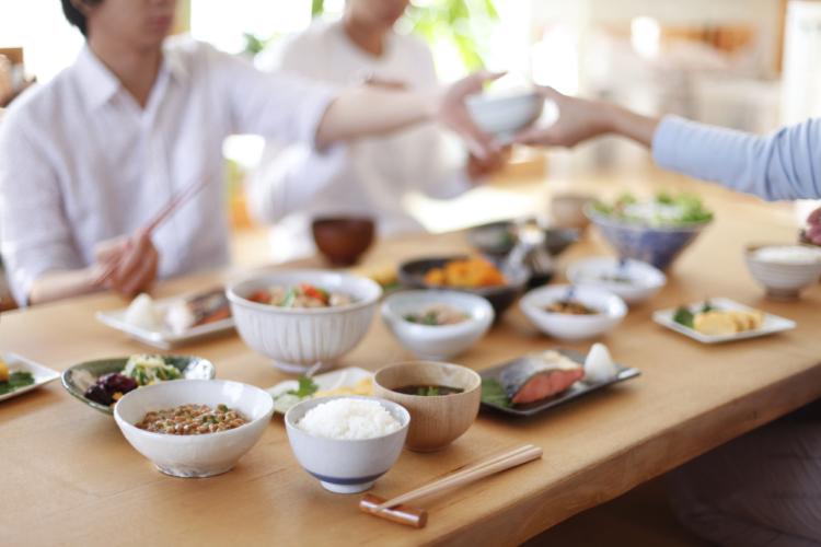 食事方法で体は変わる