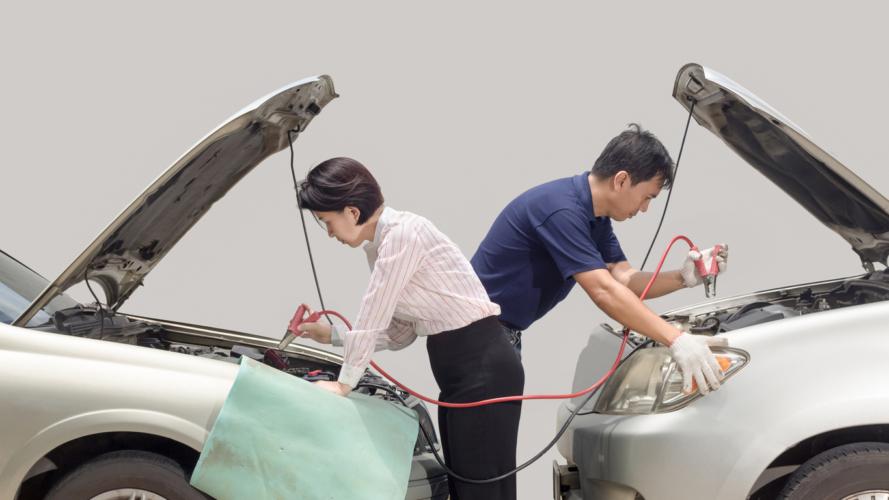バッテリーは自動車の肝