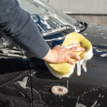 いよいよ洗車の季節になってきた