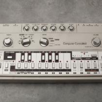 電子楽器を使用