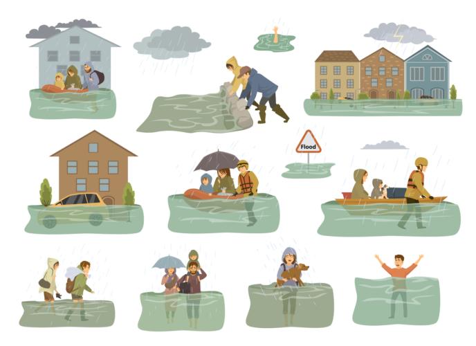 えー!小学校が軒並み浸水想定?