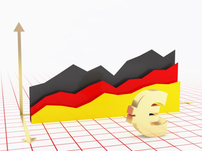 ドイツ経済が好転し、今では「1人勝ち」