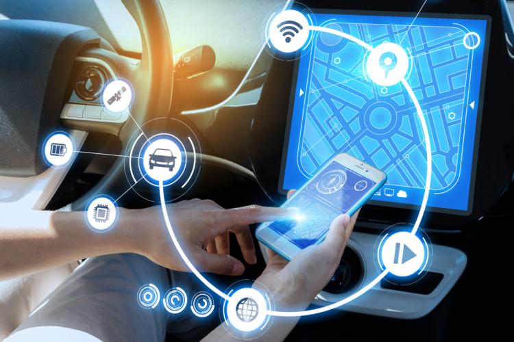 コネクテッドカーによる安全と安心の確保